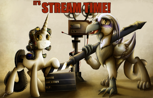 Ask Movie Slate - It's STREAM TIME! NEW. by jamescorck