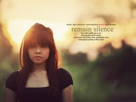remain silence by bwaworga