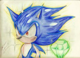 Chaos Sonic by HypaSonic
