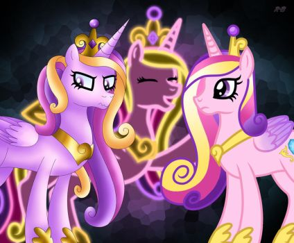 Three Facets of Cadance by Rose-Beuty