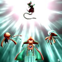 The 4 Prince -I.Series_ by Esepibe