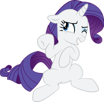 Rarity Drama Queen by Mighty355