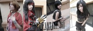 Two years after-FINAL FANTASY VII: Advent Children by ExionYukoCosplay