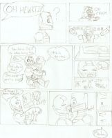 Hewkii and Macku Comic Pg1 by Faybos