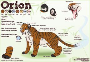 Reference: Orion by etuix