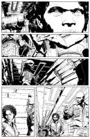 Aliens: Defiance #1 Page 19 by T-RexJones