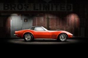 1970 Stingray_V by theCrow65