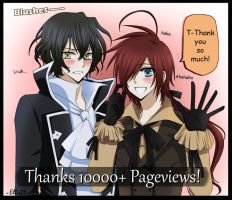 Thanks for 10000 pageview! by Poltergeist-El