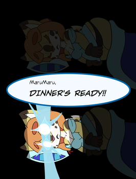 Dinner's Ready! by EnterTAILment