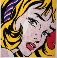 SDarling Vs. Roy Lichtenstein by SDarling