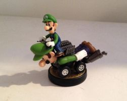 Weegee CAR - Custom Amiibo by Pavlovs-Walrus