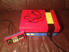 Custom Mario NES by Hananas-nl