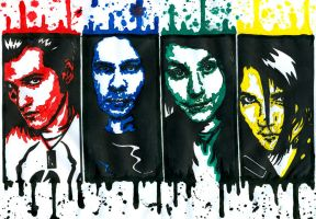 My Chemical Romance 4 by weedenstein