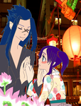 event VI: Saix And Lucy Festival Time by yunianinjamisterss15