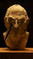 Sculpey - E. Scrooge by Thomacek