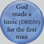 God Condones Men in Dresses by raven-haven-creation
