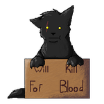 Will Kill For Blood -Gift- by NiflheimCrow