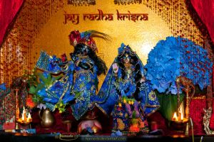 Jay Radha Krishna Wallpaper by Nameda