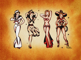 Sailor Jerry by atanastsvetkov