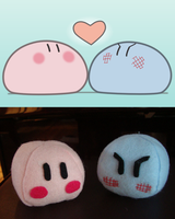 Dango Plushies by oceanlover4evr