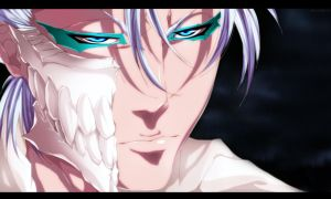 [Bleach]  Manga 624 - Grimmjow Jeagerjaques by AnimeZona
