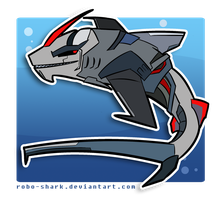 Shark: Starscream by Robo-Shark