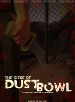 The Siege of Dustbowl by RAGEPANDDEMOMAN