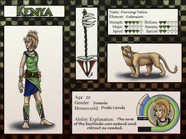 Kenya Profile by Doodlee-a