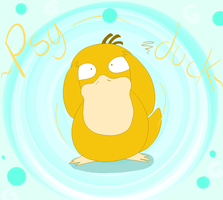 Pokemon Challenge: 08 Psyduck by KittenthePsycho
