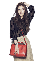 After School Nana Fossil png by hyukhee05
