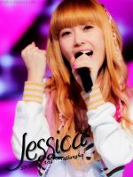 SNSD Individuals : Jessica by GraPHriX