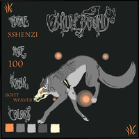 SSHENZI REF. SHEET by foreverneon