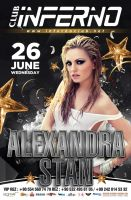 Alexandra Stan by DarkMonarch
