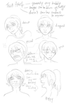 face sketches #1 by ReverseImaku