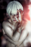 Cosplay: Kaneki Ken by Abletodoall