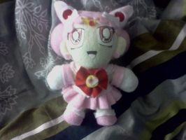 Sailor Chibi Moon Plushie by MoonLightXAngel268