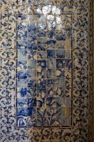 the messy tiled wall by tanja1983