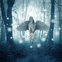 Weeping Angel by TheSkyWeepsAtNight