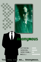 Anon ID by Sansii