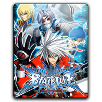 Icon PNG BlazBlue: Calamity Trigger by TheMaverick94