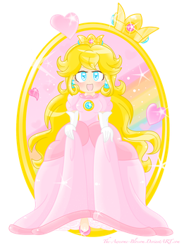 .:The Magical Pink Princess:. by PinkPrincessBlossom