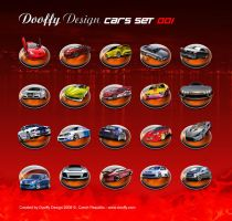 CAR Set 001 by Dooffy-Design