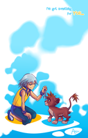 KH: A gift by Anyarr