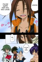 shaman king chapter 300 by lonnetje2208