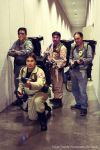 Hawaiian Ghostbusters by Tokyo-Trends