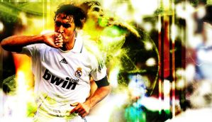 Raul - Real Madrid by andrea10