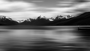 Monochrome Mountians by TimGrey