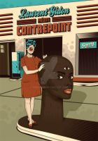 Contrepoint Book Cover by roberlan