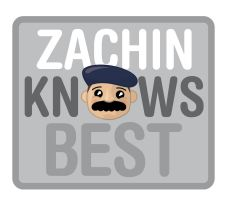 Zachin Knows Best by El-ArGeNtO
