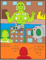 Attack of the Verminites page 1 by backerman